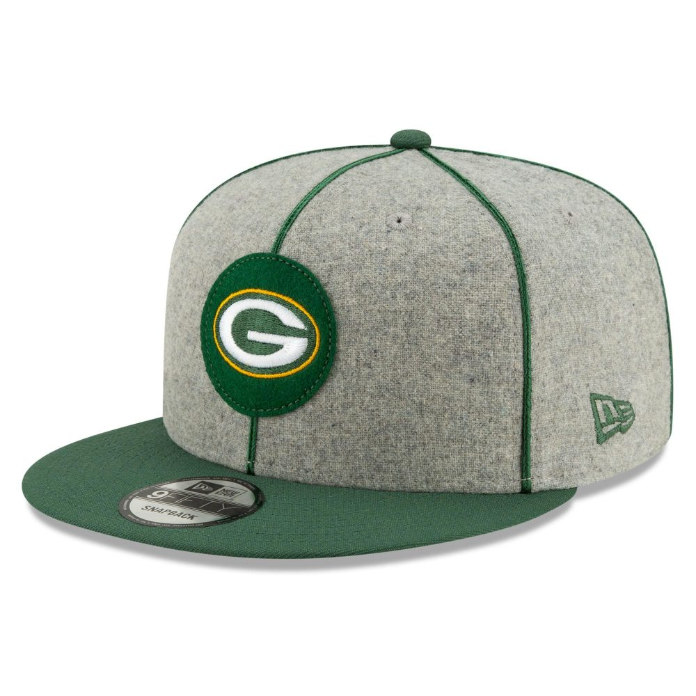 Green Bay Packers New Era 2019 Official Home Sidel Jaire Alexander jersey